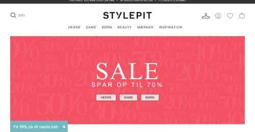 Screenshot Stylepit