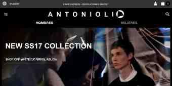 Screenshot Antonioli