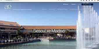 Screenshot AR Hoteles