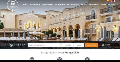 Screenshot La Manga Club