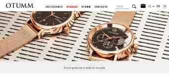 Screenshot Otumm Watches