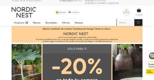 Screenshot Nordic Nest
