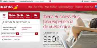 Screenshot Iberia