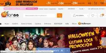 Screenshot Milanoo
