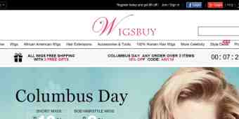 Screenshot Wigsbuy