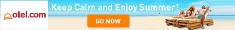 Rabattkod från Otel.com ger billigare semester