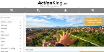 Screenshot ActionKing.se