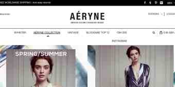 Screenshot AÉRYNE