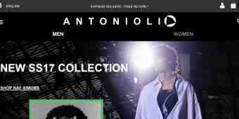Screenshot Antonioli