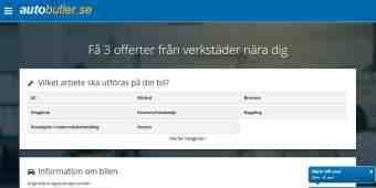Screenshot Autobutler