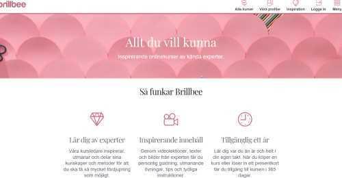 Screenshot Brillbee