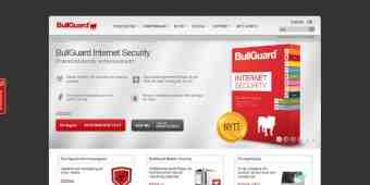 Screenshot BullGuard
