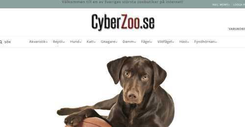 Screenshot CyberZoo