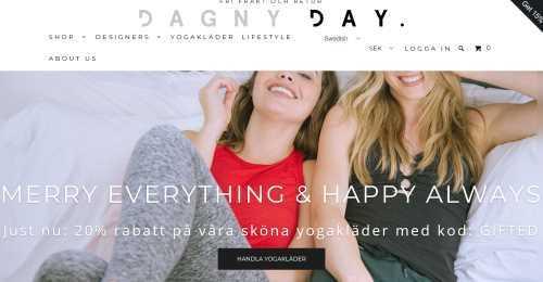 Screenshot Dagny Day