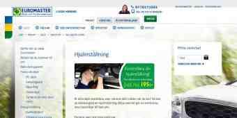 Screenshot Euromaster
