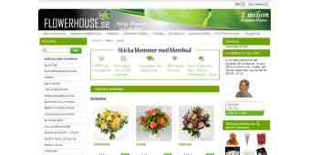 Screenshot Flowerhouse