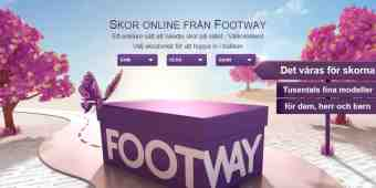 Screenshot Footway