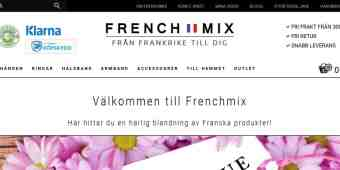 Screenshot FrenchMix