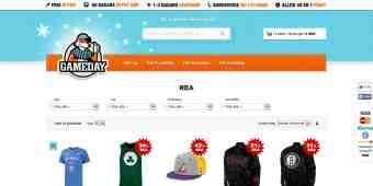 Screenshot Gameday