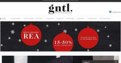 Screenshot Gntl