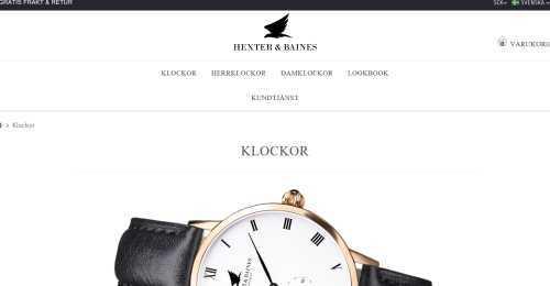Screenshot Hexter & Baines
