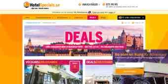 Screenshot HotelSpecials