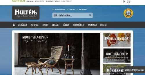 Screenshot Hulténs