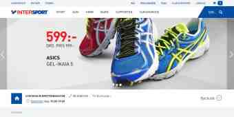 Screenshot Intersport
