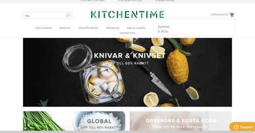 Screenshot KitchenTime