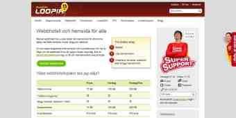 Screenshot Loopia
