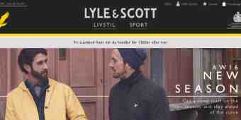 Screenshot Lyle & Scott