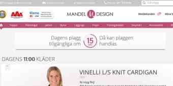 Screenshot Mandel Design