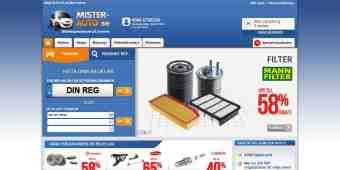 Screenshot Mister Auto