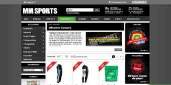 Screenshot MM Sports