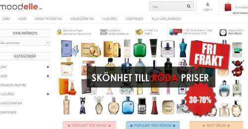 Screenshot Moodelle