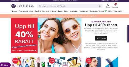 Screenshot NordicFeel