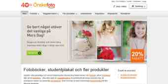 Screenshot Önskefoto