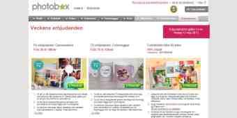 Screenshot Photobox