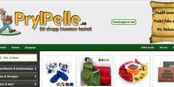 Screenshot PrylPelle
