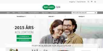 Screenshot Specsavers
