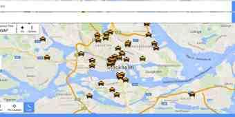 Screenshot Taxijakt