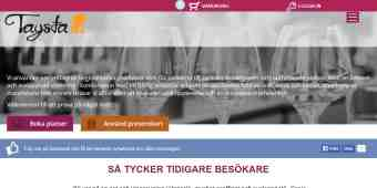 Screenshot Taysta