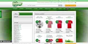 Screenshot Unisport