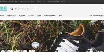Screenshot Sneakersnstuff